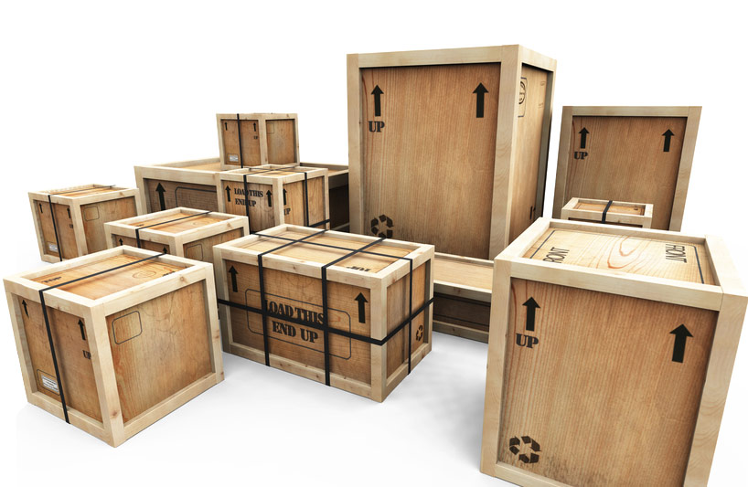 Third-Party Packing & Crating Services